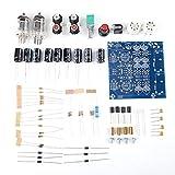 6J1 Kit Amplificateur à Tube Vide Electronique AC 12V 0.8A Préampli de Tube Valve pour Conseil Casque, les Equipements Musicaux kit de Tube Amplificateur pour DIY