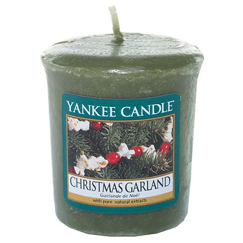 YANKEE CANDLE Vela de Navidad, 0,049 kg
