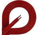 Ladeheid Lacets de qualité en 100% polyester LAKO1001 (rouge113, 200cm)