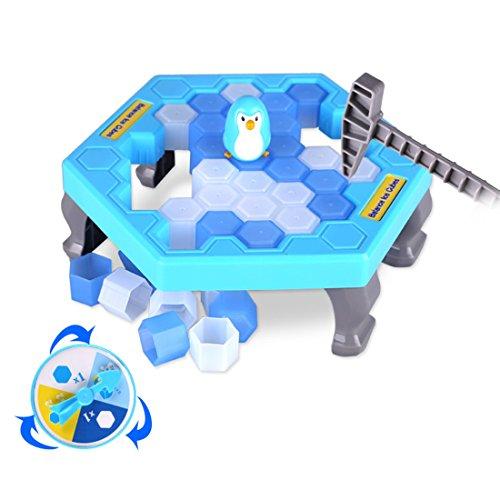 Preisvergleich Produktbild Kinder Spiele Penguin Trap Spiel Familie Strategie Spiele, die den Pinguin fallen aus
