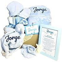 Amazon.es: Gorros Para Recien Nacidos - Sets de regalos para recién ...
