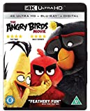 The Angry Birds Movie [4K Ultra HD] [Blu-ray] UK-Import, Sprache-Englisch