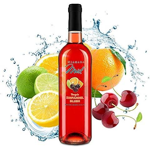 Island Niagara Mist Peach Chardonnay Fruit Wine Kit by Andrew Peller Wines Limited
