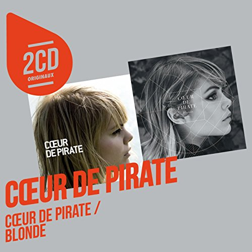 coeur-de-pirate-blonde-coffret-2-cd