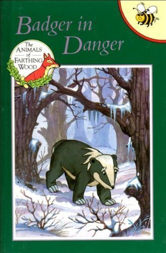 Badger in Danger (Animals of Farthing Wood) by Mary Risk (1994-01-06)