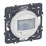 Legrand LEG99507 Celiane2 automatischer Lichtschalter zum Einbauen, Weiß