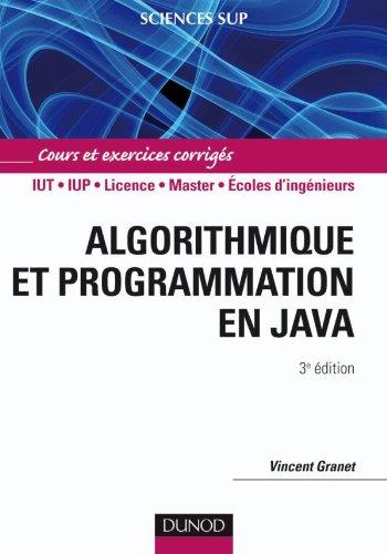 Pdf Téléchargement Algorithmique Et Programmation En Java 3ème