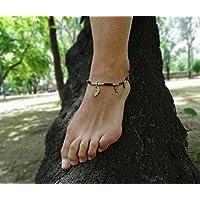 Cavigliera moda donna boho triba