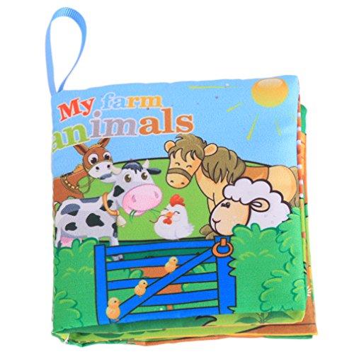 Baby Spielzeug Buch Lernbuch (Style 1 )
