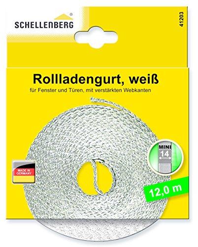 Schellenberg–Gurt von Mini, 12m, 41103