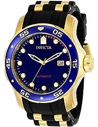 Invicta Pro Diver Men's Analogue Classic Automatic Watch with Silicone Strap – 23629