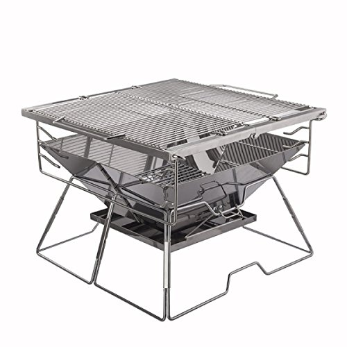 Holzkohle Grill Edelstahl Grill Gruben Portable Barbecue Pits Korean Oven Portable Picknick Barbecue Pits