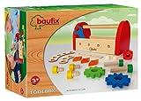 Baufix - Tool Box, caja herramientas con 17 piezas (Carrera 13111100)
