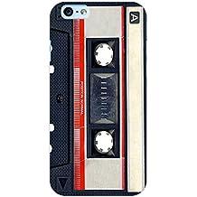 ColourCraft Retro Audio Cassette Design Back Case Cover for APPLE IPHONE 6S
