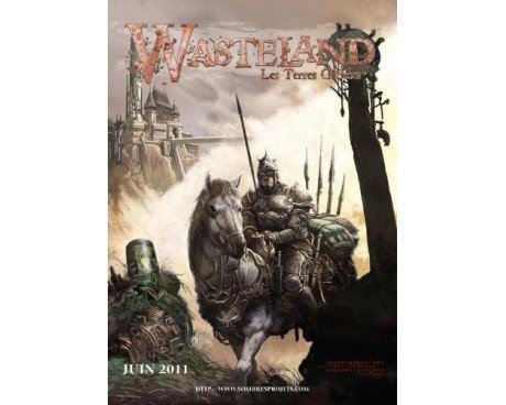 Titan - Wasteland JDR - Les Terres