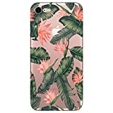 Pacyer iPhone 7 (4.7') Funda Suave Carcasa iPhone 7 Case Cover Silicona Funda para Apple iPhone7- Diseño naturaleza paisaje Mar firmamento Cielo nocturno (iPhone 7, 4)