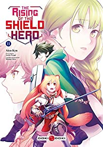 The Rising of the Shield Hero Edition simple Tome 11