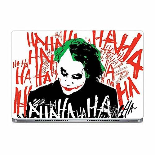 Warner Bros Posterboy Batman, Joker Hahaha Laptop Skin