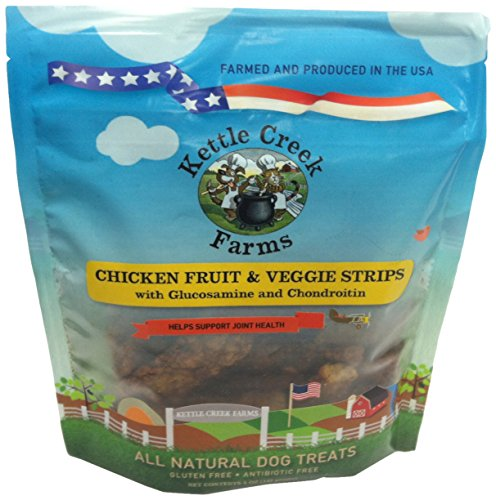 ethischen Pets Wasserkocher Creek Farms alle Natural American Anbau und produziert Hund behandelt Hund Behandelt, Made In Usa