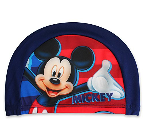 Disney Mickey Mouse Jungen Schwimmen Hut Offizielles lizenziertes Produkt von eshop7