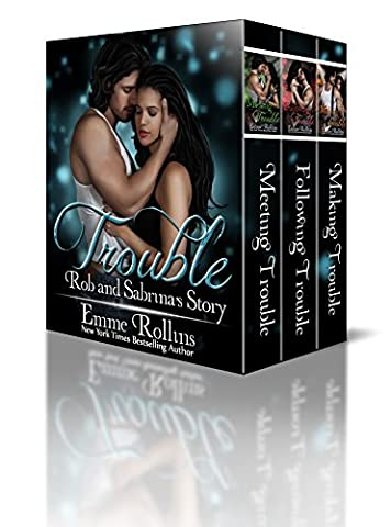 Trouble Boxed Set (New Adult Rock Star Romance): Rob and Sabrina's Story (Trouble Boxed Sets Book 1)