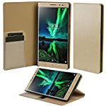 A Crazy series design flip case made with high quality leather materials and PC. Very attractive & fashionable case for your Lenovo Phab 2 Plus. Has a wallet option for Credit or Debit cards. Stand view feature makes more useful of the Tablet &am...