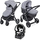 Trio Chicco Urban Plus Special Edition Legend