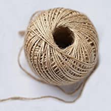 metrosrollo cuerda de camo natural diy etiqueta etiqueta colgar cuerda de boda accesorios