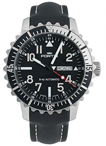 Fortis Aquatis Marinemaster Day/Date Classic 670.17.41 L.01