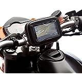 Correa de Ultimate Addons de manillar de moto para soporte de carcasa impermeable para GPS TomTom XL