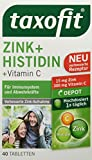 Taxofit Zink plus Histidin 40 Stück, 34.6 g
