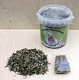 1 Liter / 200 g Kräuter Rauchstoff für Smoker