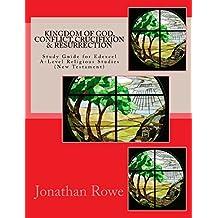 Kingdom of God, Conflict, Crucifixion & Resurrection: Study Guide for Edexcel A-Level Religious Studies (New Testament): Volume 5 (New Testament Studies)
