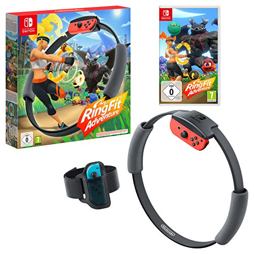 Ring Fit Adventure pour Nintendo...