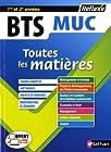 Toutes les matières en FICHES Management des Unités Commerciales - BTS MUC
