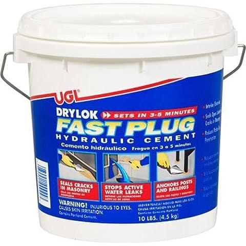 DRYLOK 00924 Fast Plug, 10-Pound by Drylok