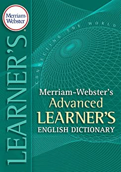 Merriam-Webster's Advanced Learner's Dictionary von [Merriam-Webster]