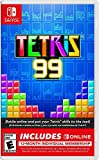 Nintendo Tetris 99 + 12 Month Switch Online Individual Membership (Import Version: North America) - Switch