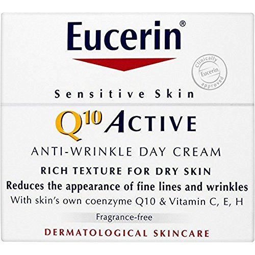 Eucerin - Crema antiarrugas q10 active