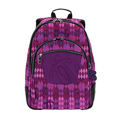 Imagen de totto ma04eco002 1710n 6m2 crayola  tipo casual, 44 cm, 20 litros, multicolor