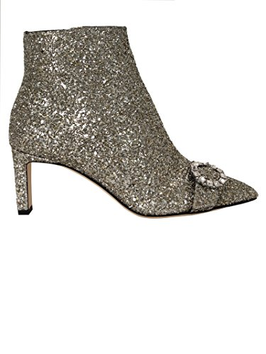 Jimmy-Choo-Womens-HANOVER65WFCCHAI-Silver-Glitter-Ankle-Boots