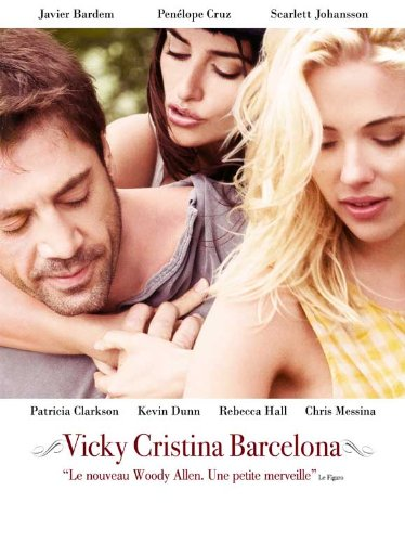 Vicky Cristina Barcelona Affiche du film Poster Movie Vicky Cristina Barcelona (27 x 40 In - 69cm x 102cm) French Style A