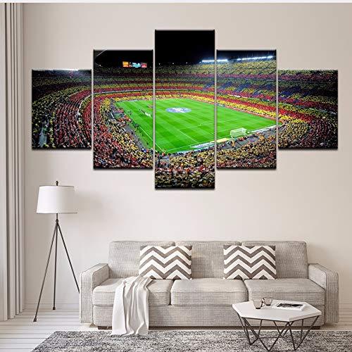 Xzfddn Pintura Lona españa FC Barcelona Deportes