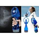 Samplus Portable Water Mist Spray Fan Air Cooler Conditioner