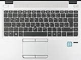 MiNGFi Europa EU/IT modello TPU Copritastiera coperchio della tastiera per HP Elite-840-G3 - Trasparente