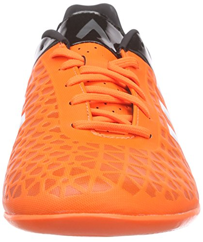 adidas Ace15.3 In, Chaussures de football homme orange/noir/blanc