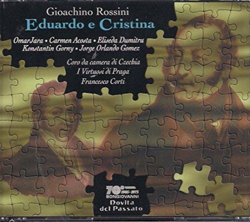 Eduardo E Cristina [Import anglais]