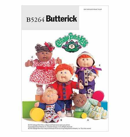 butterick-cabbage-patch-kids-baby-doll-clothes-sewing-pattern-b5264-2009-out-of-print