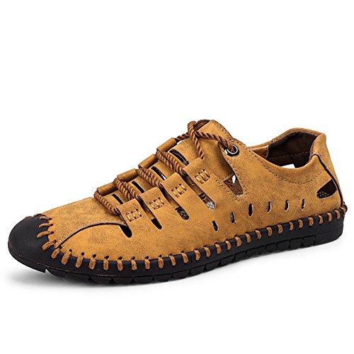 Sandalias de Deporte de Verano para Hombre Zapatos de Agua al Aire Libre para Senderismo Trekking Running...
