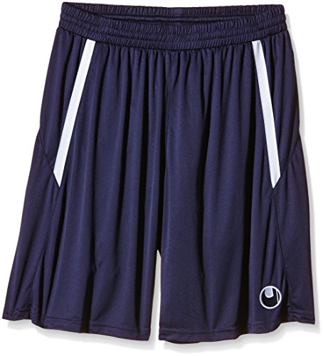 Uhlsport Pantaloni Team Shorts navy/bianco